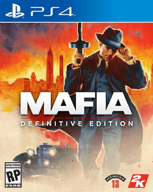 Foto Mafia Definitive Edition PS4