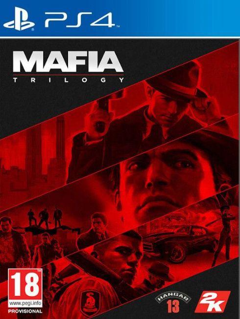 Mafia Trilogy PS4 Pré-Ven...