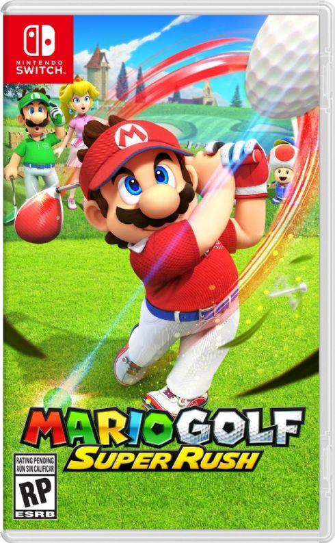 Mario Golf: Super Rush Ni...