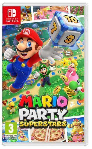 Mario Party Superstars Ni...