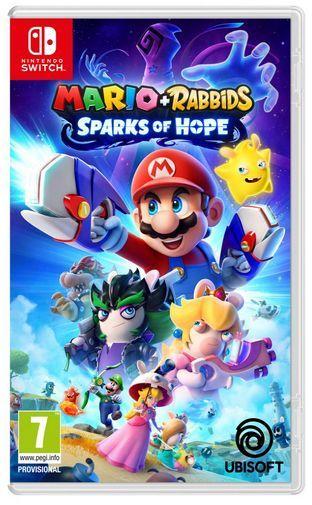 Mario + Rabbids Sparks of...
