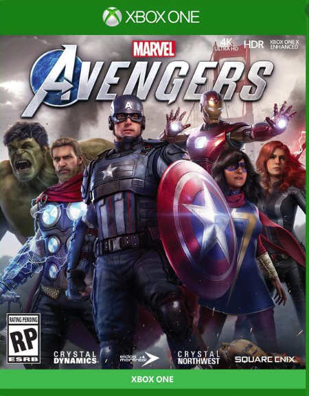 MARVEL Avengers: A-Day XB...
