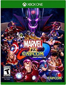 Marvel vs Capcom: Infinit...