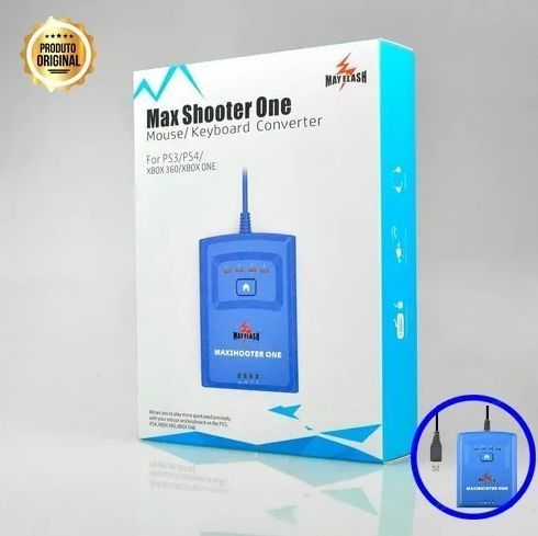 Max Shooter One Mouse E T...