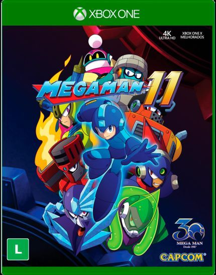 Mega Man 11 Xbox One - Se...