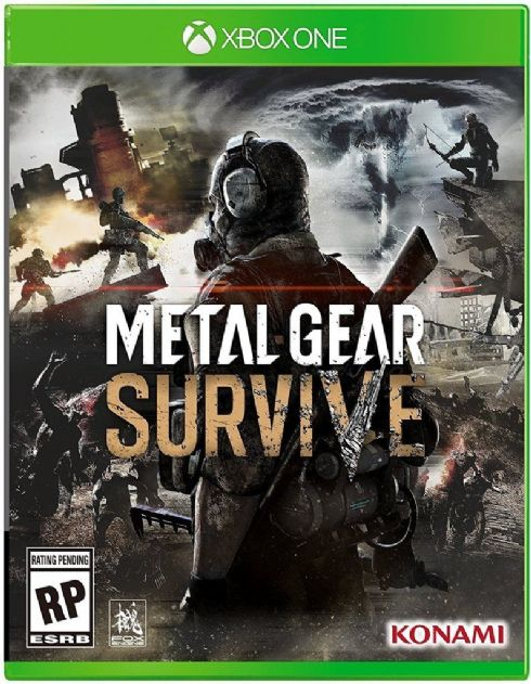 Foto Metal Gear Survive XBOX ONE