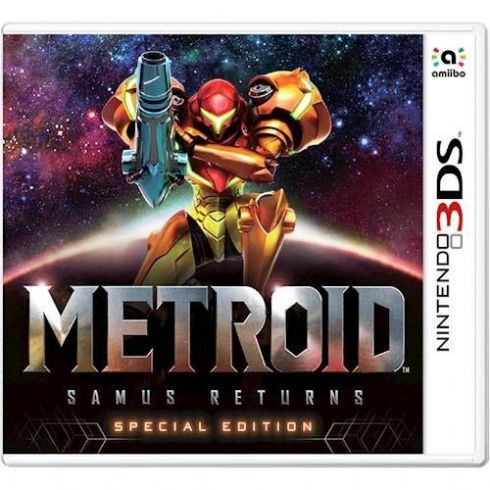Metroid: Samus Returns 3D...