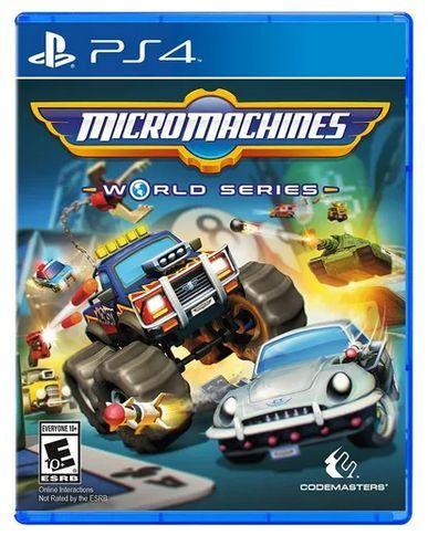 Micro Machines World Seri...
