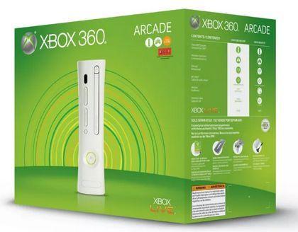 Microsoft XBOX 360 Arcade...