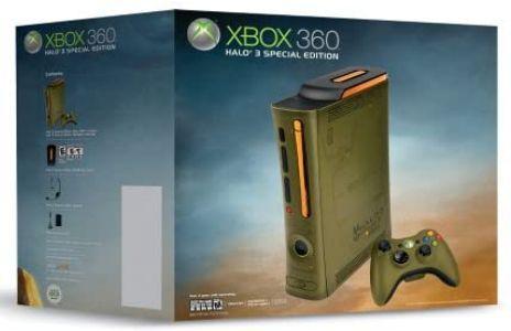 Microsoft XBOX 360 Specia...