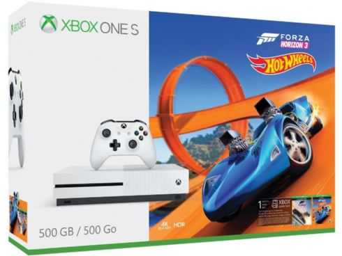 Microsoft XBOX ONE S 500gb Bundle Forza...