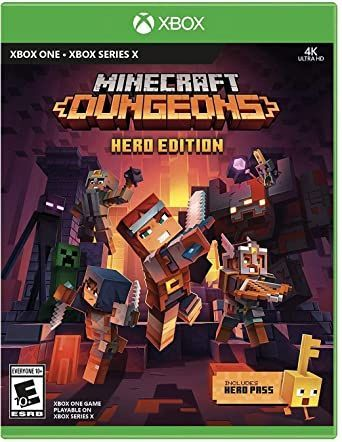Minecraft Dungeons Hero E...