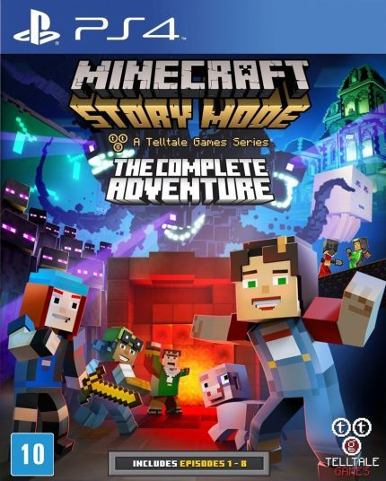 Minecraft: Story Mode The...