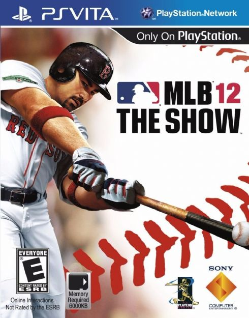 MLB 12: The Show PS Vita...