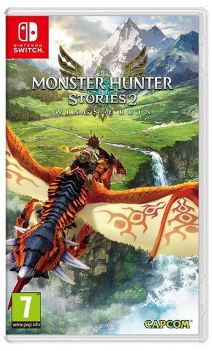 Monster Hunter Stories 2: Wings of Ruin...