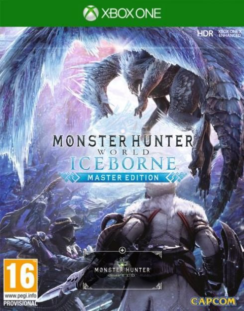 Monster Hunter World: Ice...