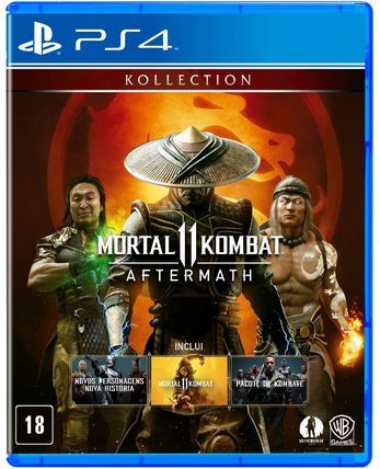 Mortal Kombat 11 Aftermat...