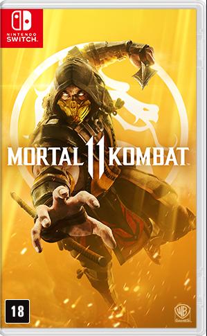 Mortal Kombat 11 Nintendo...