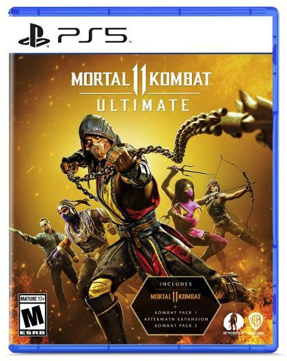 Mortal Kombat 11: Ultimate PS5
