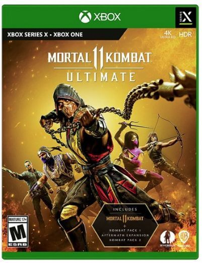 Mortal Kombat 11: Ultimat...