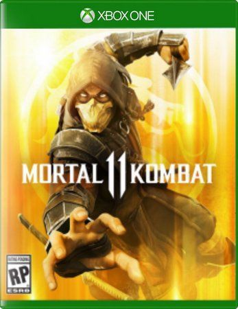 Mortal Kombat 11 XBOX ONE...
