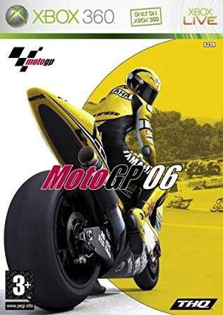 Moto GP 06 (Seminovo) XBO...