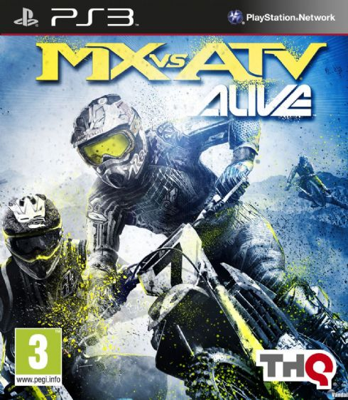 MX vs. ATV Alive (Seminov...