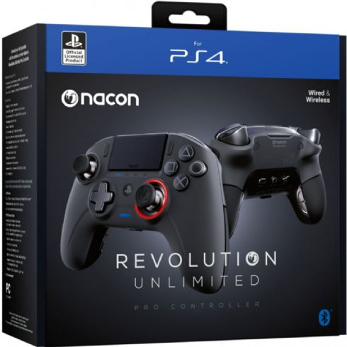 Controle Nacon Revolution Unlimited Pro...