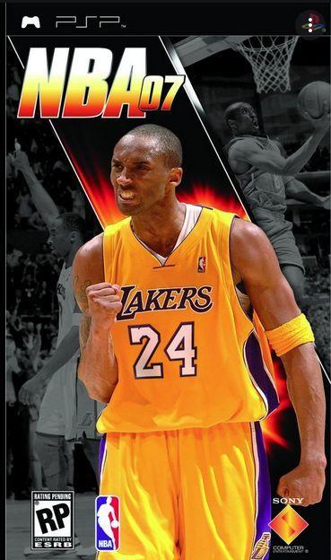 NBA 07 PSP - Seminovo