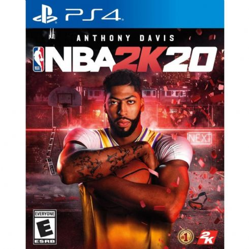 NBA 2K20 PS4 - Seminovo