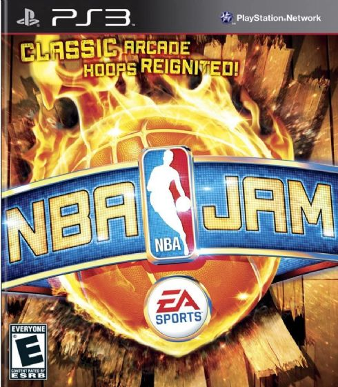 NBA JAM PS3 - Seminovo