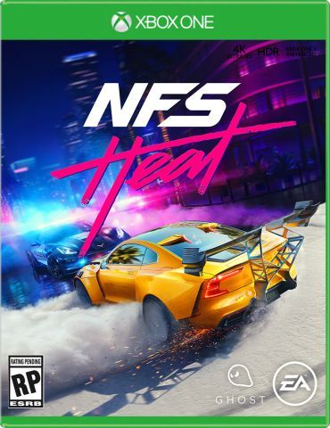 Need For Speed Heat XBOX...