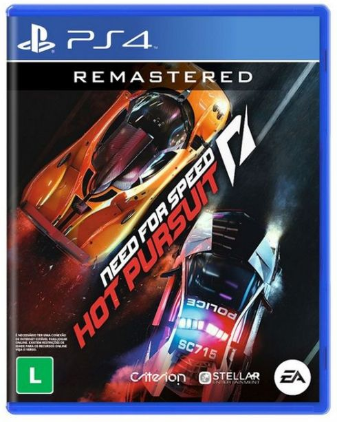 Need For Speed Hot Pursuit Remastered PS...