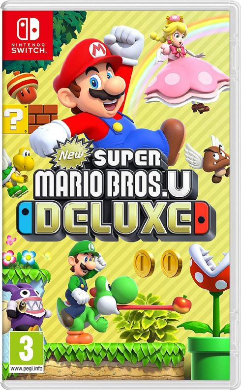 New Super Mario Bros U De...