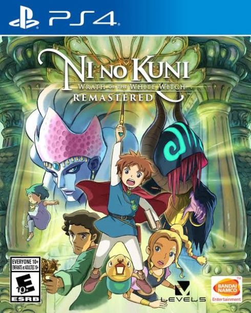 Ni No Kuni Wrath Of The...