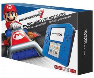 Nintendo 2DS Azul + Frete...