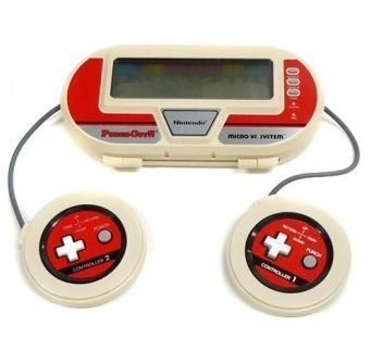 Nintendo Micro Vs. System...