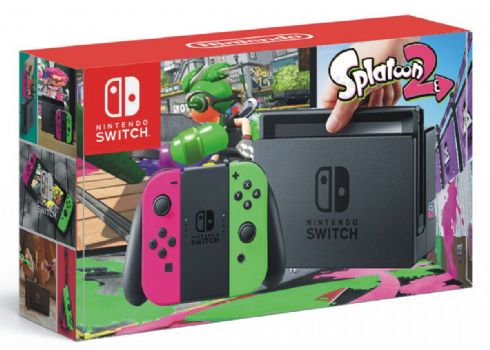 Nintendo Switch Bundle Sp...