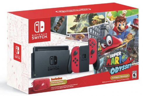 Nintendo Switch Bundle Su...