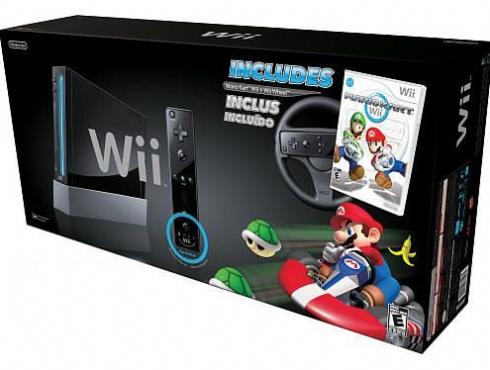 Nintendo Wii Edição Mario...