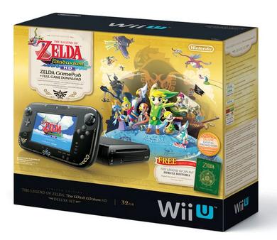 Nintendo Wii U Deluxe - 3...