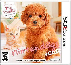 Nintendogs + Cats: Toy Po...