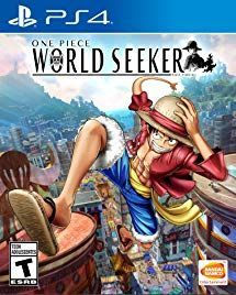 One Piece: World Seeker P...