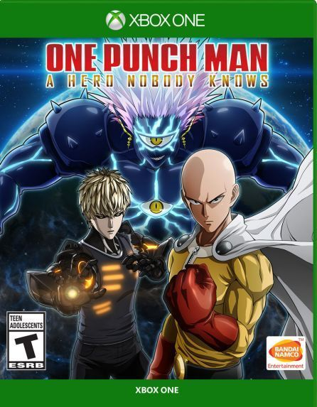 One Punch Man: A Hero Nob...