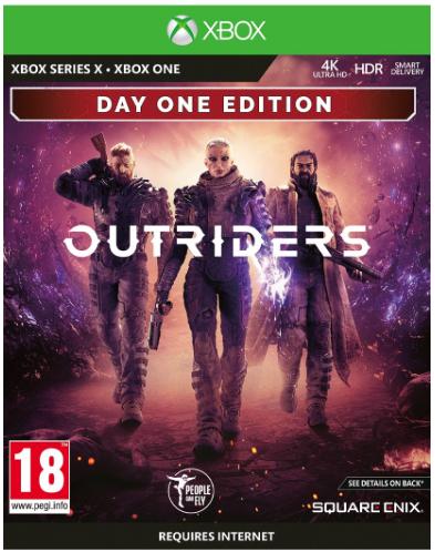 Outriders XBOX ONE - Pré...