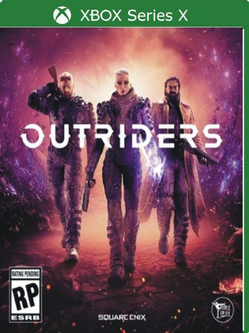 Outriders Pré Venda (29/1...