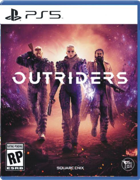Outriders PS5 - Pré Venda...