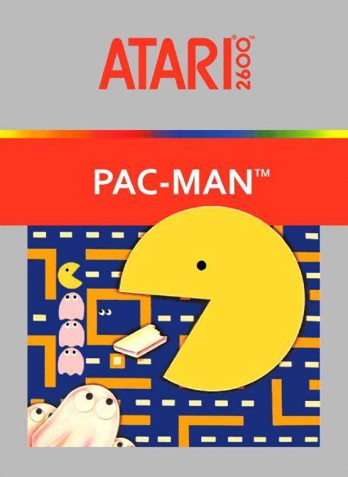 Pac-Man (Seminovo) Atari