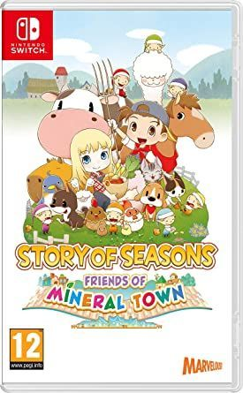 Story of seasons Friends...