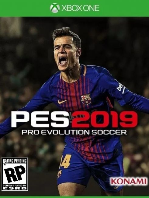 PES 19 XBOX ONE - Seminov...